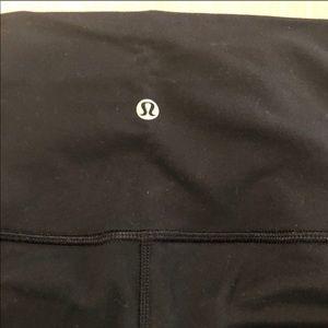 lululemon athletica Pants & Jumpsuits - Lululemon wunder under tech mesh panel leggings